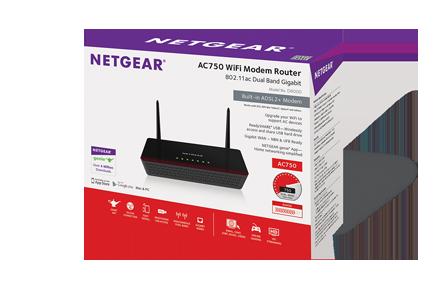 Comment Installer Netgear Ac750