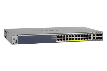 NETGEAR M4100-26G MANAGED SWITCH DRIVERS UPDATE