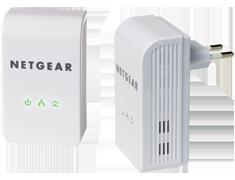 Netgear XAVN2001-100PES Adaptateur CPL Ethernet Powerline 200 Mbit//s avec Wifi 300 N Integre Homeplug AV