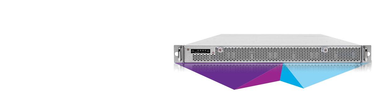 NETGEAR ReadyNAS 2120 1U Rackmount 4-Bay Network Attached Storage Diskless RN2120-200NES