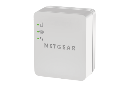 WiFi booster for mobile devices WN1000RP from NETGEAR
